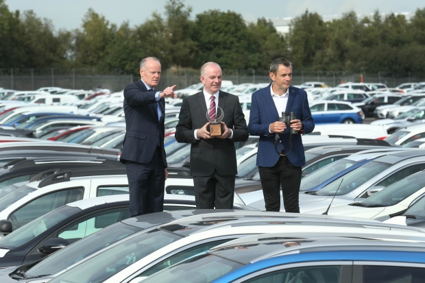 Irish Car of the Year 2019 Launched